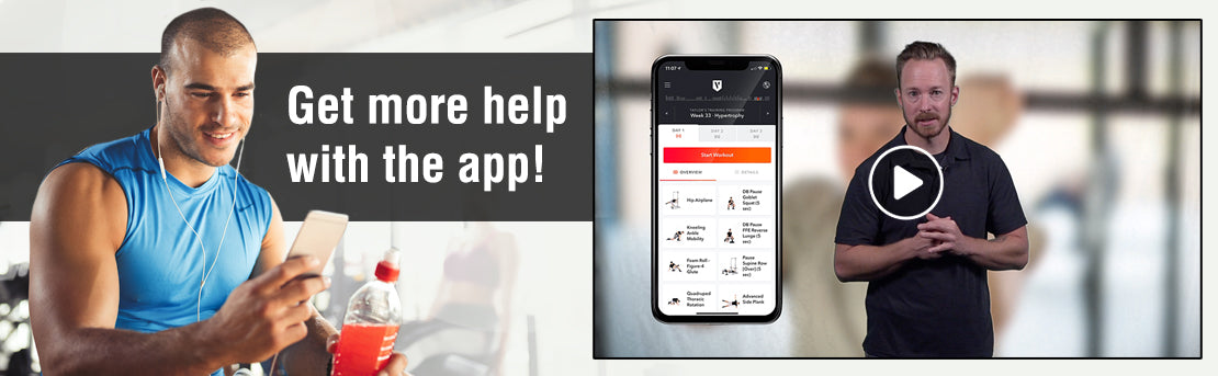 Get more help with the app