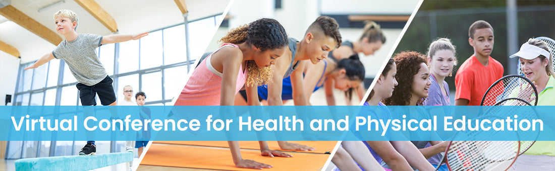 Virtual Conference for Health and Physical Education