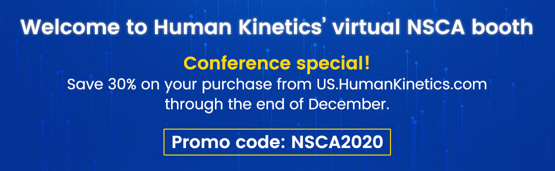 NSCA Virtual Booth Special Offer