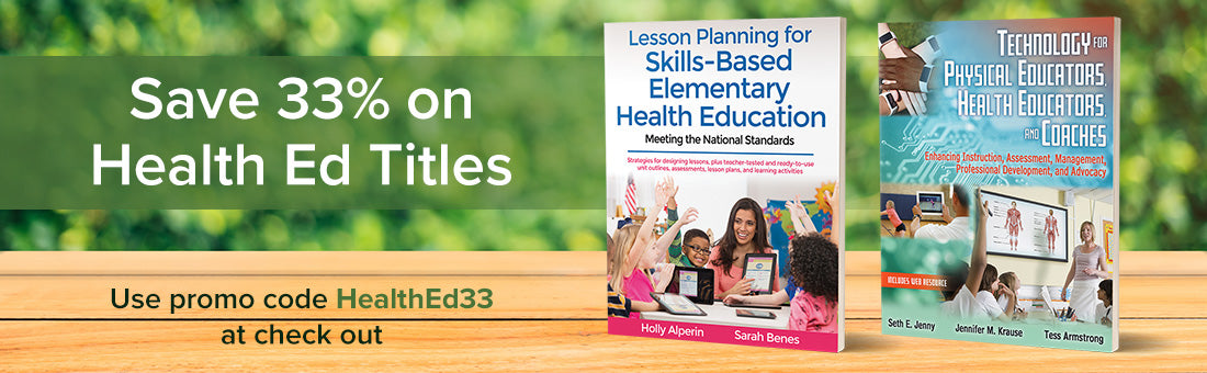 Save on Health Education Titles