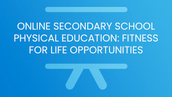 Online secondary school physical education