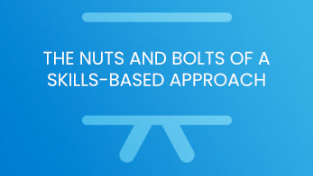Nuts and bolts of a skills-based approach