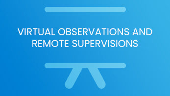 Virtual observations and remote supervisions