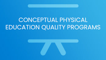 Conceptual physical education quality programs