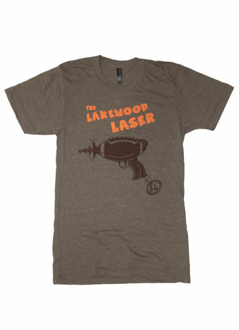 The Lakewood Laser - TrendyCharlie Trendy Charlie shirt
