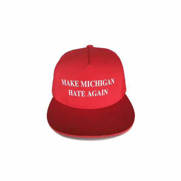Make Michigan Hate Again Trucker - TrendyCharlie Trendy Charlie hat