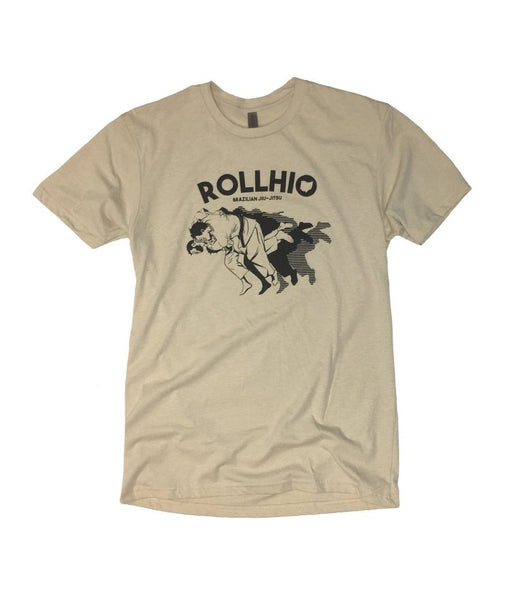 Rollhio shirt - Ohio Jiu Jitsu shirt