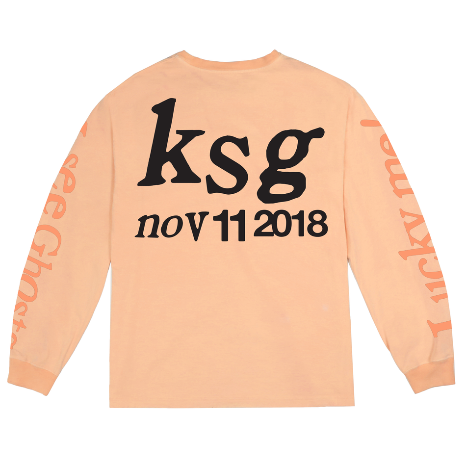 i see ghosts long sleeve