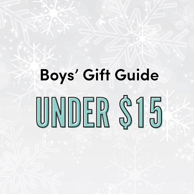 Boys Gift Guide - Under 15