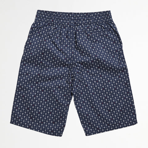 Anchor Navy Shorts
