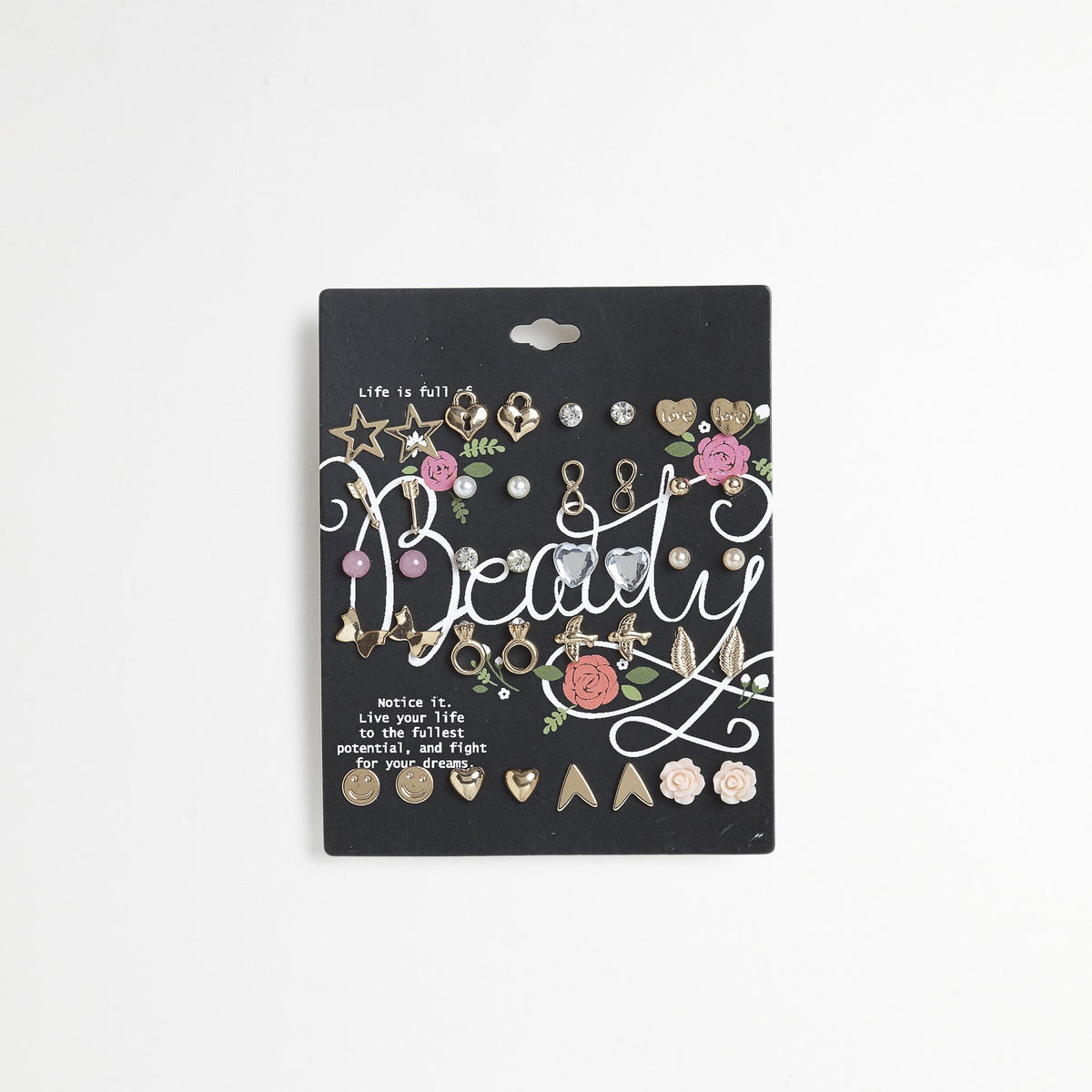 Beauty Earring 20-Pack