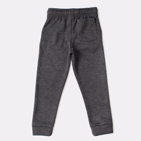 Black Fleece Joggers With Pockets