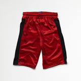 Black Red Athletic Shorts