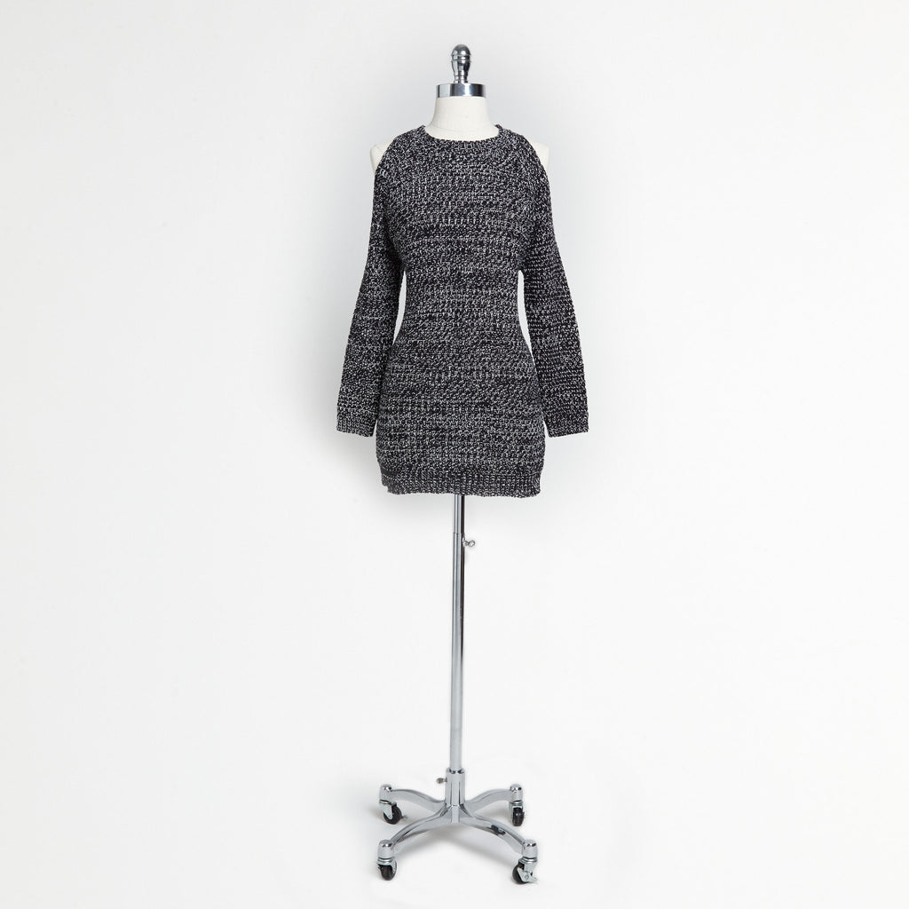 Cold Shoulder Sweater (Juniors')