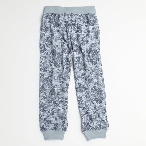 Floral High-Rise Jogger