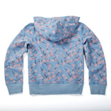 Follow Your Glitter Heart Reversible Hoodie
