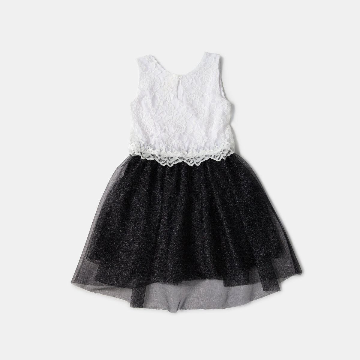 Glitter, Tulle and Lace Party Dress