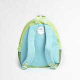 Green Dog Backpack