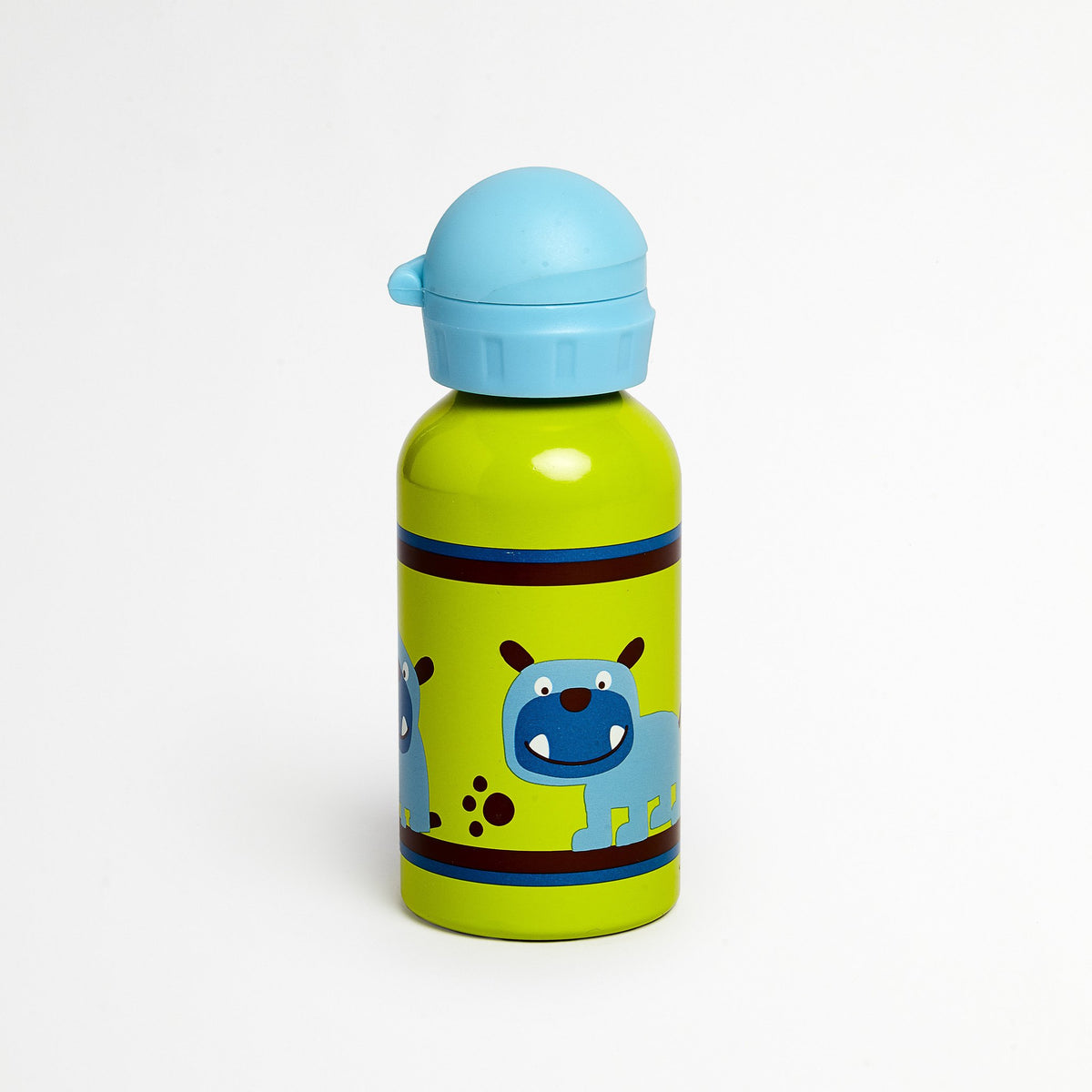 Green Dog Water Bottle