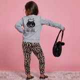 Owl Wait For You Reversible Zip-Up