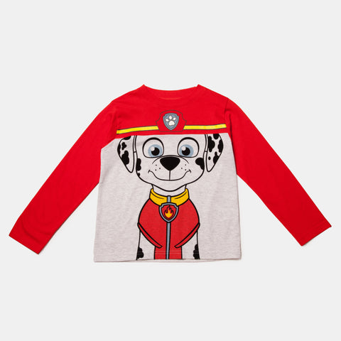 Paw Patrol Long Sleeve Marshall Tee