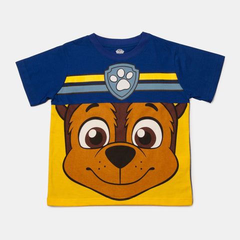 Paw Patrol Short Sleeve Chase Tee