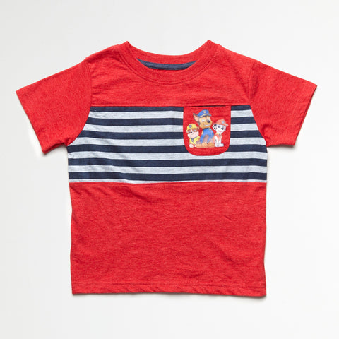 Paw Patrol Striped Tee