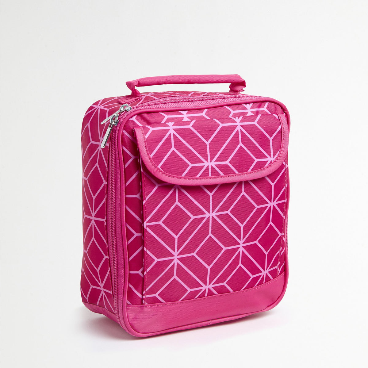 Pink Gem Lunch Tote