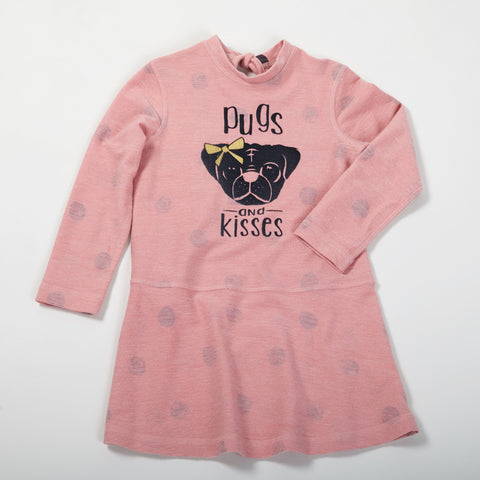 Pugs and Kisses Reversible Dress