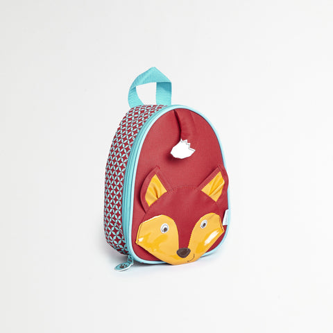Red Fox Lunch Bag