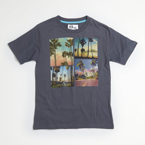 Stay Palm and Carry On Tee