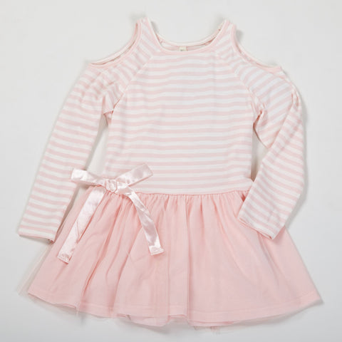 Striped Ballerina Dress