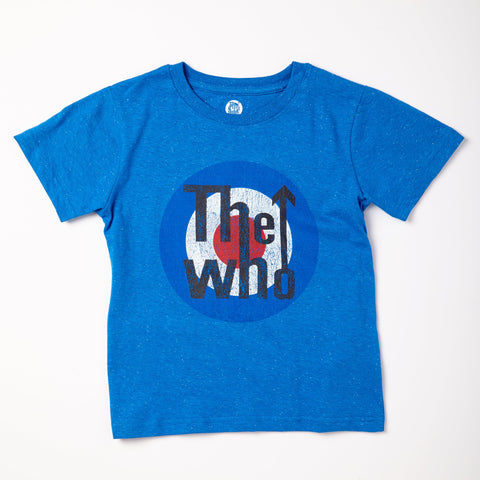 The Who Talkin' 'Bout My Generation Rock Tee