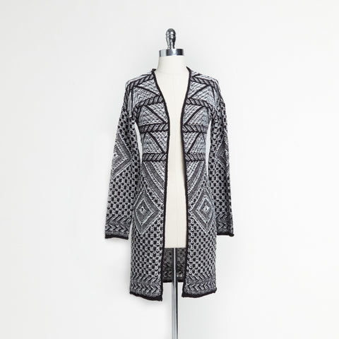 Tribal Open Cardigan (Juniors')