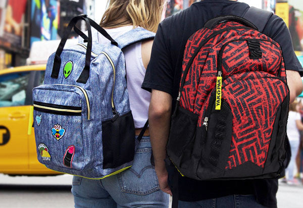 YAK PAK <br>Backpacks and Lunch Bags