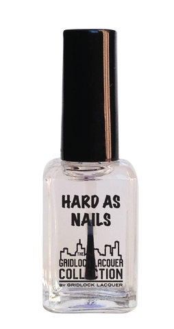 Hard as Nails- Nail Hardener