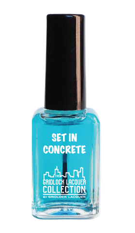 Set in Concrete- Base Coat