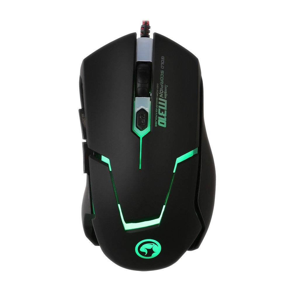 MARVO M310 USB 6D Wired Gaming Mouse - Epic Buy International Inc