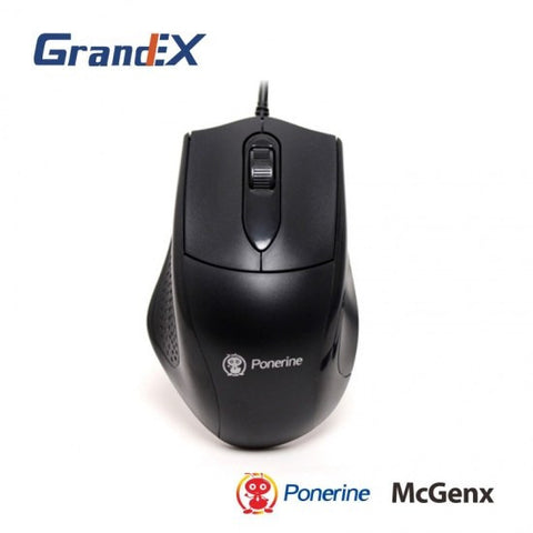 PONERINE GAMING MOUSE GM628