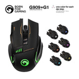 MARVO G909 Gaming Mouse with G1 Mouse Pad - Epic Buy International Inc