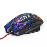 VAKIND 3200DPI LED Optical 6D USB Wired Gaming Mouse Game Pro - Epic Buy International Inc