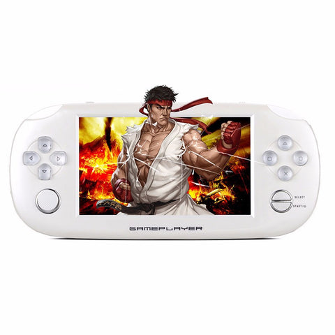 JXD 8GB Handheld Game Console 4.3 Inch Video Game Console Built-in games