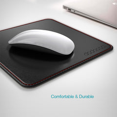 dodocool 2 in1 Non-slip Gaming Mouse Pad PU Leather Surface Gamer