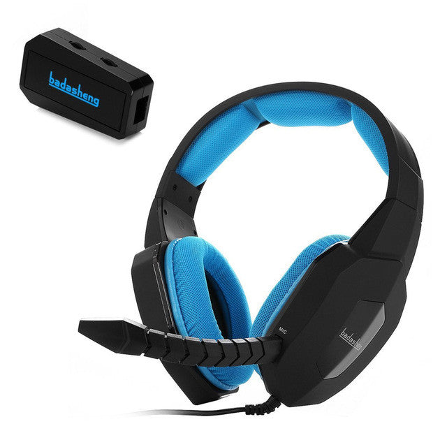 badasheng BDS-939G Stereo Sound Gaming Headset Headphone - Epic Buy International Inc
