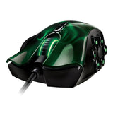 Razer Naga Hex MOBA PC Gaming Mouse 5600dpi Mouse Razer Precision 3.5G Laser Sensor - Epic Buy International Inc