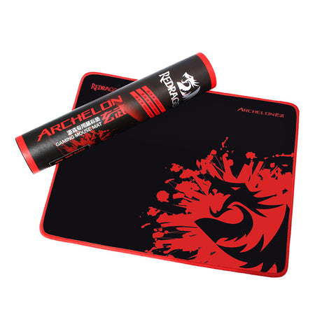REDRAGON Pro Gaming Mouse Pad with Locking Edge 5mm Thickness Waterproof Rubber
