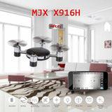 Big Sale Original  X916H 4CH 6 Axis Gyro Wifi FPV RC Quadcopter RTF Mini Drones - Epic Buy International Inc
