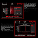 Redragon Hydra M690 4800DPI Professional Wireless Gaming Mouse - Epic Buy International Inc