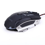 VODOOL 7 Buttons 800DPI 1200DPI 2400DPI Led Lights Optical Wired USB Gaming Gamer Mouse - Epic Buy International Inc