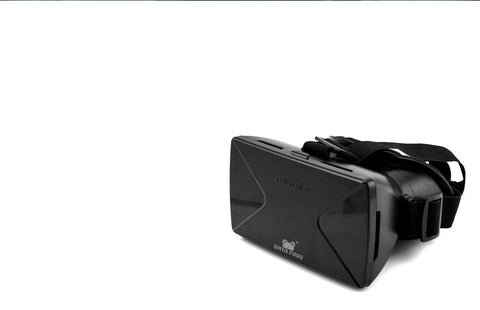 Data Frog Google Cardboard VR Glasses Virtual Reality 3D Glasses VR BOX 2.0 Headset